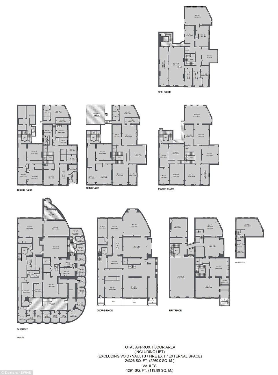 Lancaster Gate,United Kingdom,Block / Multi Property,1081